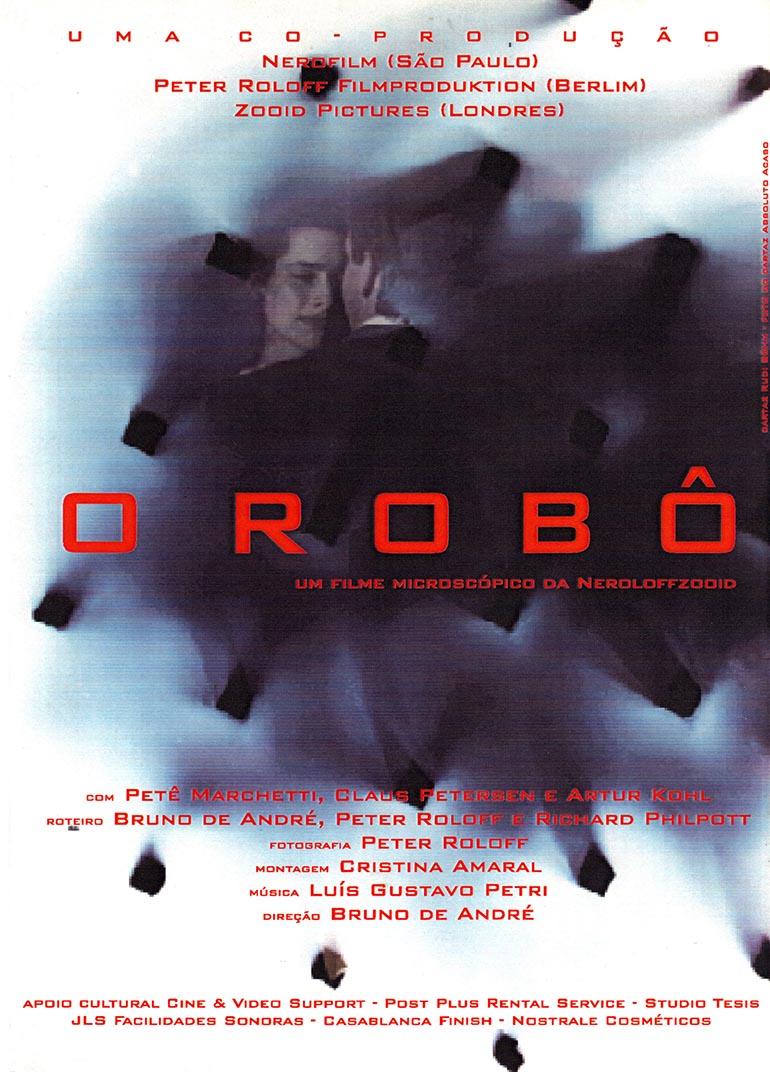 Poster - O Robo