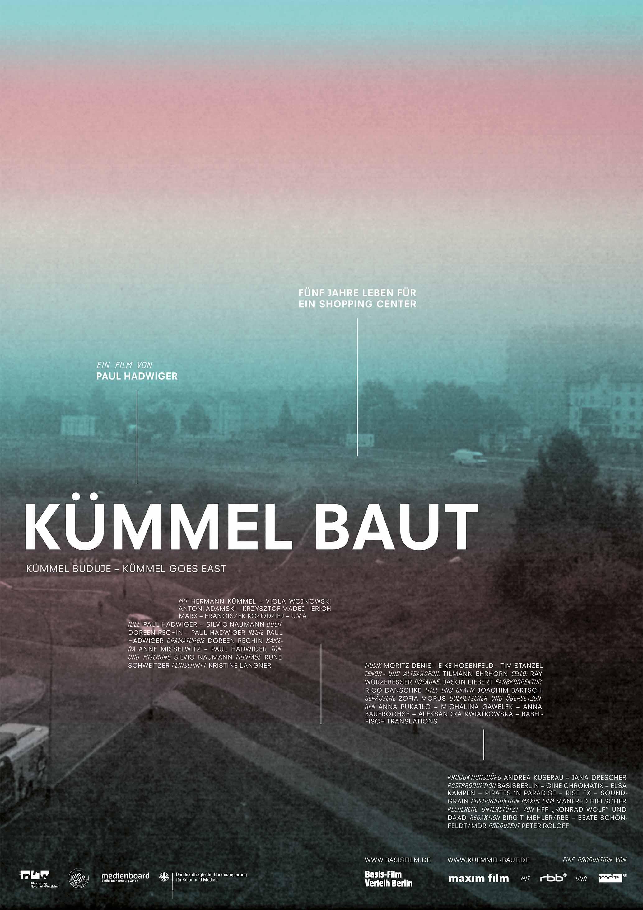 Poster_KUEMMEL_BAUT